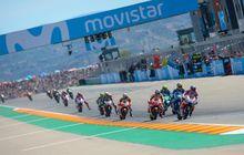 Awas Lewat, Perubahan Jadwal Balap MotoGP Aragon, Start Lebih Awal
