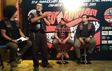 Anniversary ke-31 Bikers Brotherhood 1% MC, Bakal Diisi Kesenian Khas Betawi dan Pertama Kali di Jakarta