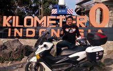 Punya 2 Kelebihan, Yudi Kusuma Pemilik Yamaha NMAX Berjanji Gak Akan Lirik Skutik Merek Lain