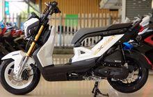 Tampang Futuristik Bodi Membulat, Presdir AHM Bilang Begini Soal Peluncuran Honda Zoomer
