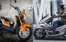 Gak Lama Lagi Dirilis, Lebih Murah Mana Harga Honda Zoomer atau Honda PCX di Thailand?