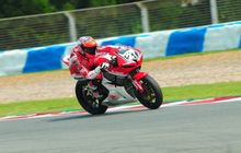 Debut di Moto2 San Marino, Pembalap Indonesia Andi Farid Izdihar Dapat Tambahan Motivasi Hadapi ARRC SS600 Malaysia