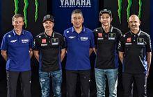 Waduh, Gara-gara Valentino Rossi dan Maverick Vinales, Presiden Yamaha Harus Lengser