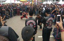Kesenian Betawi  Sampai Harley Davidson ada di Acara Anniversary Bikers Brotherhood 1% MC ke-31