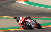 Hasil FP3 Moto2 Aragon 2019, Sempat Tembus 20 Besar, Gerry Salim Catat Waktu Lebih Baik
