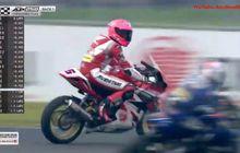 Hasil Race 1 ARRC AP250 Malaysia, Pembalap Indonesia Nyaris Sapu Bersih 8 Besar