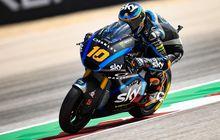 Hasil Moto2 Jepang 2019,  Adik Valentino Rossi Jadi Juara, Dimas Ekky Posisinya Meningkat