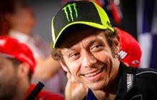 Waduh, Bisa-bisanya Valentino Rossi Ketawain Marc Marquez Karena Terpuruk di Tes Pramusim MotoGP 2020
