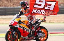 Duh, Kenapa Nih? Semangat Marc Marquez Kincup Saat Bahas Koleksi Juara Dunia