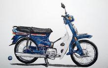 Langka, Selain C70 Ini Motor Bebek Honda Yang Layak Dikoleksi