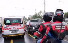 Indonesian Escorting Ambulans (IEA), Sigap Membelah Kemacetan Demi Menyelamatan Nyawa Orang Lain
