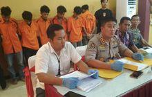 Makassar Mencekam, Anggota Geng Motor Tebas 5 Warga Hingga Kritis
