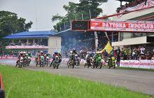 Ngeri, Ajang Balap Daytona Indoclub Championship 2019 Ronde 4 Digelar Barengan Pelantikan Presiden Jokowi