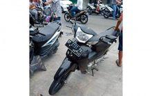 Batam Geger, Empat Sepeda Motor Honda Tabrakan Beruntun, Siswa SD Jadi Korbannya