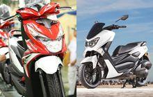 Honda BeAT dan Yamaha NMAX Sering Hilang Dicuri, Ini 3 Alasannya