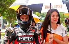Berebut  Poin Juara Umum Trial Game Asphalt Malang 2019, Tommy Salim Sampai Bawa 4 Motor
