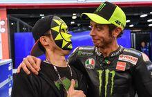 Kenapa Nih? Valentino Rossi Balik Pakai Motor Yamaha M1 Aluminium di MotoGP Jepang 2019
