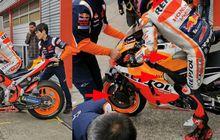 Terungkap! Motor Marquez dan Lorenzo di MotoGP Jepang 2019 Tenyata Beda, Ini Bedanya