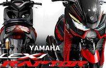 Desain Agresif dan Sangar Yamaha Lexi, Ubahan Minim Bisa Buat Rujukan Modifikasi