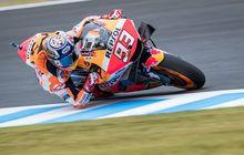 Demi Pamor Honda, Ini Alasan Marc Marquez Habis-habisan di MotoGP Jepang 2019