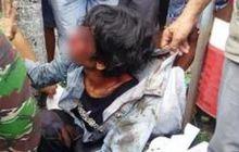 Alasan Berhalusinasi, Pria di Solo Dikeroyok Massa Sampai Babak Belur, Diteriaki Pengendara Motor