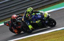 Terungkap, Valentino Rossi Jelaskan Insiden Crash di MotoGP Jepang, Bukan Kesalahan Besar
