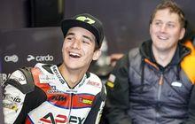 Luar Biasa, Pembalap Termuda di MotoGP Udah Ngegas Aja di MotoGP Valencia 2019