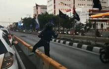 Miris, Penjambret Mobil Kabur Lewat Busway, Polisi Minta Korban Melapor