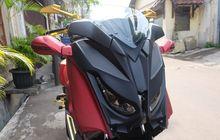 Tampilan Depan Jadi Makin Ganteng, Segini Harga Cover Body Ala XMAX Buat Yamaha NMAX