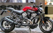 Gagah Banget! Begini Jadinya Kalau Harley-DavidsonBikin Motor Street Fighter, Ini Penampakannya