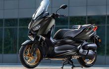 Selisihnya Rp 50 Jutaan, Simak Perbandingan Yamaha NMAX 155 ABS dengan XMAX 125 Tech MAX