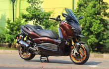 Sultannya Para Sultan, Biaya Modifikasi Yamaha XMAX Hedon Sentuh Rp 200 Juta!