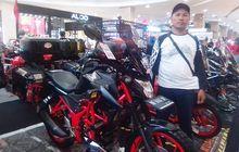 Bertarung di Kelas Community Touring HMC 2019, Ini Harapan Pemilik Honda CB150 Streetfire Asal Makassar