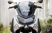 Gagah Tampilan Paket Body Kit Terbaru Yamaha NMAX, Harganya Cuma Rp 200 Ribuan