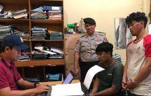 Kawanan Maling Kocar-kacir Langsung Menjerit Kesakitan Ditembus Timah Panas Polisi, Ketahuan Bobol Showroom Motor Baru
