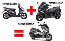 Banyak Yang Belum Tahu, Cikal Bakal Yamaha NMAX Lahir dari Dua Motor Matic Ini