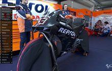 Hanya Tercepat Ke-7, Komentar Marc Marquez Soal Motor MotoGP Honda 2020