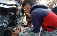 Waspada, Pengguna Knalpot Racing Langsung Ditilang Lewat Daerah ini, Langsung Disuruh Ganti Knalpot Standar