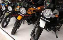 Wow Harga Motor Baru Kawasaki W175TR Turun Segini Jelang Lebaran, Sikat Bro!