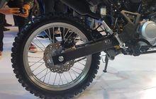 Lebih Ringan Dibanding Cakram Biasa, Ini Kelebihan Lain Cakram Bergelombang di Yamaha WR155R
