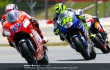 Menohok, Mantan Pembalap MotoGP ini Sindir Valentino Rossi Yang Ogah Maksimalkan Motor Yang Gak Disukainya