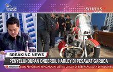 Heboh! Spare Part Harley-Davidson Shovelhead Ilegal Ditemukan di Pesawat Garuda, Ternyata Harga Motornya Setara 9 Unit Yamaha NMAX