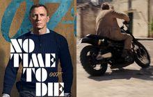 Sangar! Motor di Film James Bond No Time To Die, Ada Yang Dijual di Indonesia?