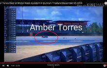 Video Detik-detik Pembalap Kecelakaan di Sirkuit MotoGP Thailand dan Meninggal