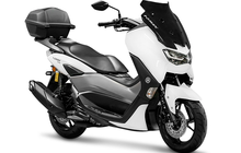 Modifikasi Yamaha All New NMAX 2020 Pertama di Dunia, Ubahan Simpel Pas Banget Buat Touring