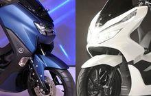 Pertarungan Sengit Yamaha All New NMAX 155 Vs Honda PCX 150, Mana yang Lebih Unggul  Pada Fitur Dan Spesifikasinya?
