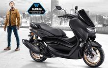 Punya 4 Pilihan, Warna Yamaha All New NMAX 2020 Ini Paling Mewah dan Beda Sendiri