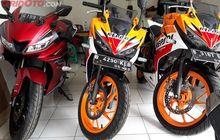 Cocok Banget Buat Anak Muda, Harga Motor Bekas Honda CBR150R di Bawah Rp 17 Jutaan