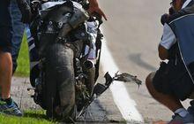 Enggak Asal Pompa, Tekanan di Ban Motor MotoGP Punya Aturan Khusus, Kasus Loriz Baz Jangan Sampai Terulang