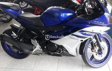 Harga Bekas Rp 16 Jutaan, Yamaha R15 Banyak Pilihan Warna di Dealer Motor Seken